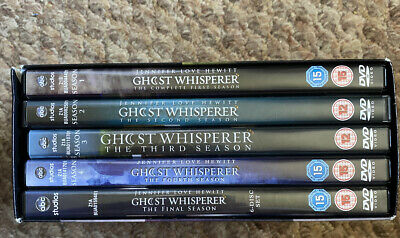 Ghost Whisperer The Complete Collection Seasons 1-5 DVD Boxset