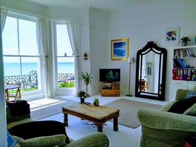 Seafront Flat,Hastings - One Bedroom