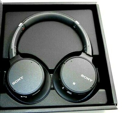 Sony WH-CH700N Wireless Noise Canceling Headphones, WHCH700N/B Black