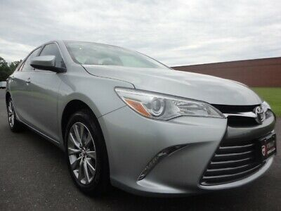 2016 Toyota Camry XLE 2016 TOYOTA CAMRY XLE V4 NAV BACK UP CAM LED LIGHTING CLEAN CARFAX WE FINANCE