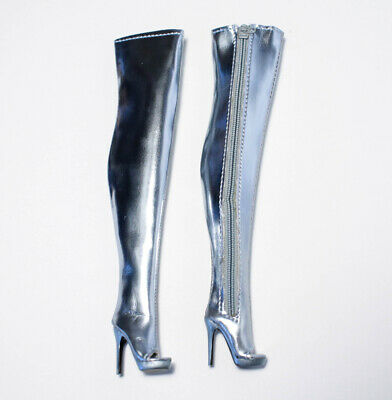 Last One New Boots Only Modernist Eugenia Peppin Frost Fashion Royalty Doll