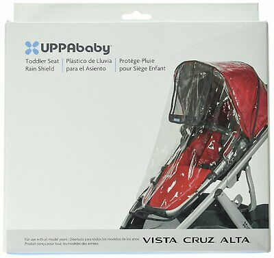 UPPAbaby VISTA/ CRUZ Toddler Seat Rain Shield Clear