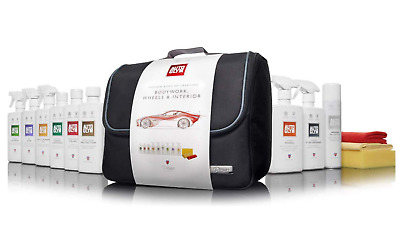 Autoglym The Collection – Perfect Bodywork, Wheels & Interiors WITH 4 FREE GIFTS
