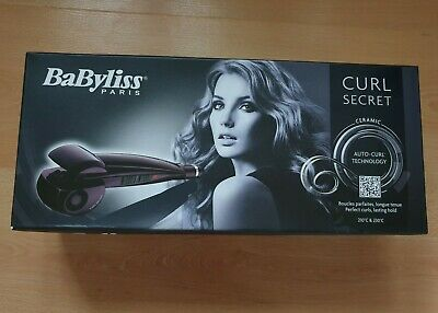 BaByliss Paris Curl Secret Ceramic Auto Curl Technology