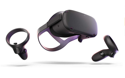 Oculus Quest 128GB  All-in-One Wireless VR Gaming Headset - Black - 1 DAY POST