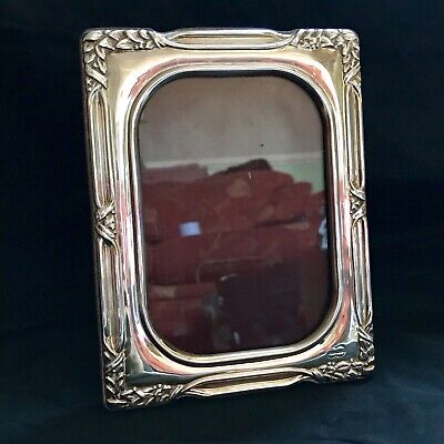 UnoAErre 1993 925 Sterling Silver Photograph Frame