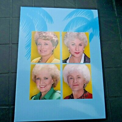 The Golden Girls Complete Second Series  Dvd 4 Disc