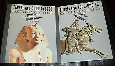 2 Time-Life Time Frame Series-The Age of God-Kings 3000-1500BC & Barbarian Tides