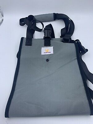 Dog Harness Leash Carrier Handle?  Size XL