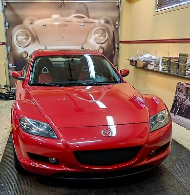 2005 Mazda RX-8 GT 2005 Mazda RX-8 GT Excellent Condition - Manual 6 Speed Leather