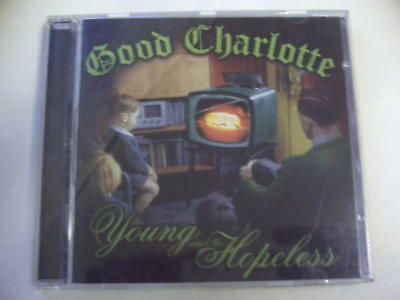 Good Charlotte The Young and the Hopeless CD Album 2002.LOOK.
