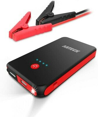 Arteck Car Jump Starter Battery Charger 8000mAh