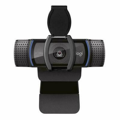 Logitech C920s Pro HD 1080p Webcam With Privacy Shutter BRAND NEW FREE SHIPPING!