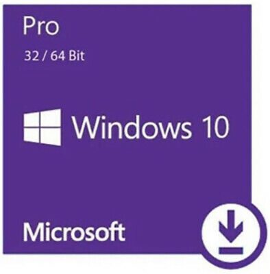 Instant Windows 10 PRO Professional Activation Code Key - Promo Clearance Stock!