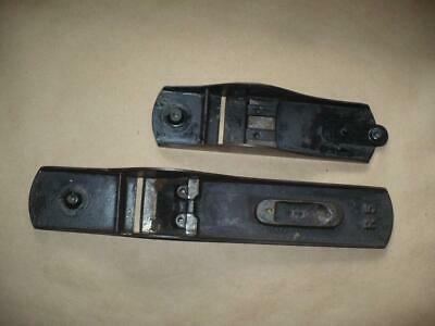 Two Vintage Hand Plane Bodies