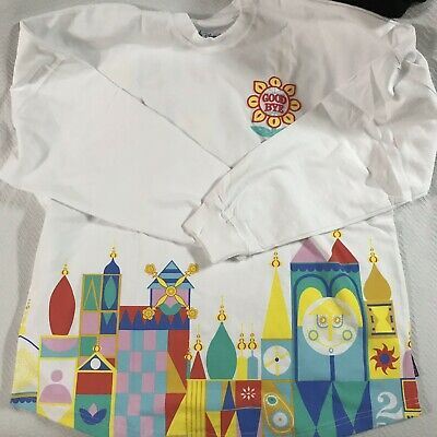 Disney Parks WDW Exclusive It's A Small World Spirit Jersey