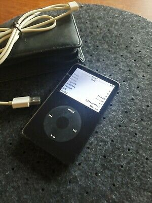 Working Ipod Classic 5th Generation 30 G