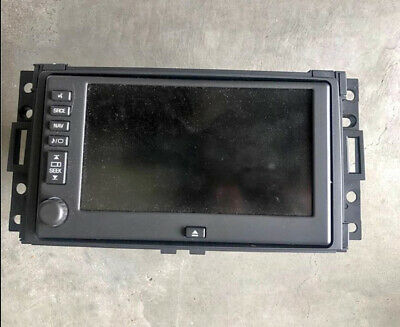 Corvette 2005 stock Radio with Navigation Work Perfect No Issue Tested OEM