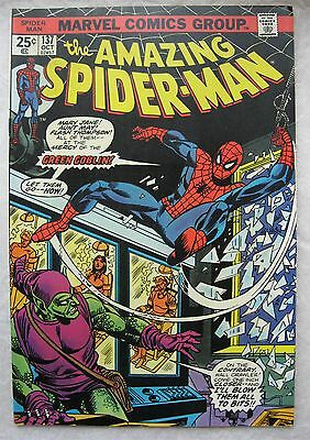 The Amazing Spider-Man #137 (US - Marvel) F-VF condition