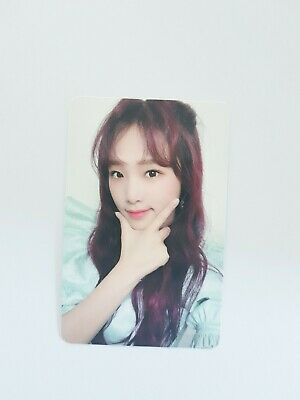 "K-POP IZ ONE Mini Album ""BLOOM IZ"" OFFICIAL CHOI YENA PHOTOCARD"
