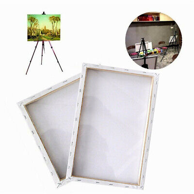 Blank Canvas Panels Oil Painting Frame Art Board Plain Painting Stretched Framed