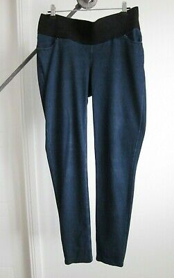 SUSSAN MATERNITY blue jeggings - size S