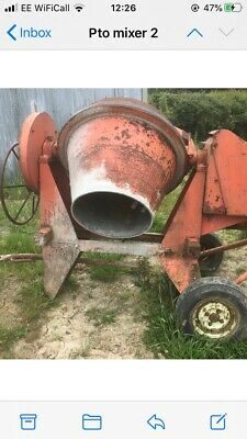 Pto Mixer Fit On Back Of Tractor
