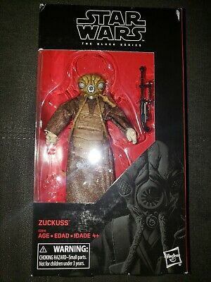 Hasbro Star Wars The Black Series Zuckuss New