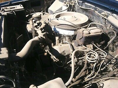 6.2L V8  used 1982- CHEVROLET DIESEL ENGINE