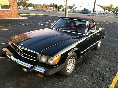 1979 Mercedes-Benz SL-Class 2 door 1979 Mercedes Benz 450SL