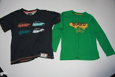 Bundle boys tops (2 items) - Age 5 to 6 years (Mini Boden & M&S)
