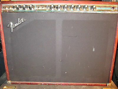 70's FENDER PRO REVERB - made in USA