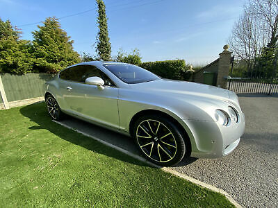 2004 (54) Bentley Continental Gt 6.0 W12 Genuine 41,000 Miles Stunning Example!