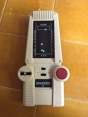 CGL Galaxy Invader Vintage Handheld Electronic Game