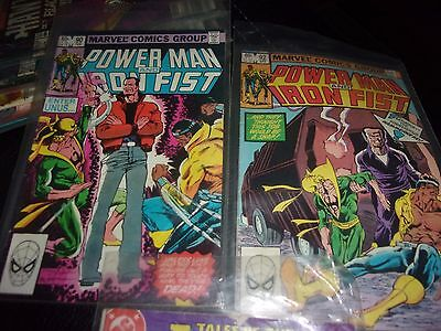 Dc And Marvel Comic Book Lot