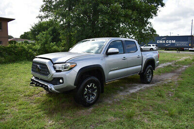 2018 Toyota Tacoma TRD Off-Road 2018 TRD Off-Road Used 3.5L V6 24V Automatic 4X4 Pickup Truck