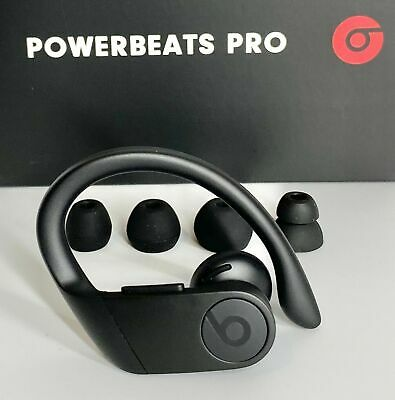 Powerbeats Pro Beats by Dr. Dre OEM Replacement RIGHT SIDE Earbud Black OEM (R)