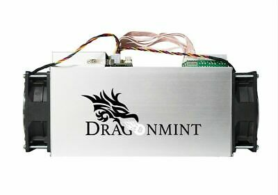 DragonMint T1 asic 16TH/s (incl. PSU) USATO (USED)