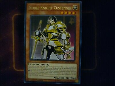 Sacred Noble Knight of King Custennin MP19-EN1x3 3 Cards Mega Pack 2019 1st
