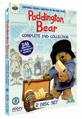 The Complete Paddington Bear [DVD]  2 disc set NEW  SEALED Original TV Series +
