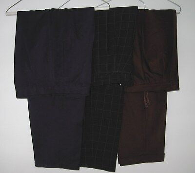 Women's Dress Pant-Choose One From The Three Designs Shown!