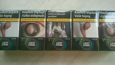 Lucky Strike Double Click Ice Menthol 2 Click