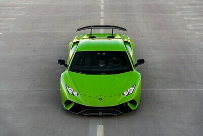 2019 Lamborghini Huracan Performante $341k msrp 2019 Lamborghini Huracan Performante ,1 OWNER, Call SY 480-69505002 only 2700 mi