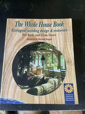 BUILDING GREEN ALTERNATIVE Whole House Book