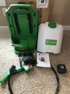 Victory Professional Cordless Electrostatic Backpack Sprayer - BRAND NEW IN BOX!