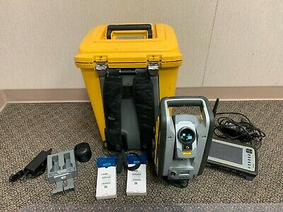 """Trimble RTS555 5"""" DR STD 2.4 GHz Robotic Total Station- Yuma 2 Field Link Access"""