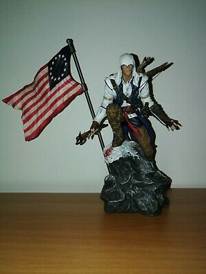 Action Figure Connor Kenway Assassin's Creed 3 Freedom Edition (Solo Statuetta)