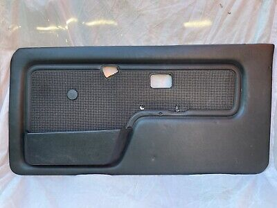 Bmw E30 2 Door Door cards Interior Houndstooth