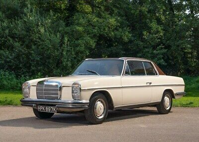 1971 Mercedes Benz 250ce w114 coupe