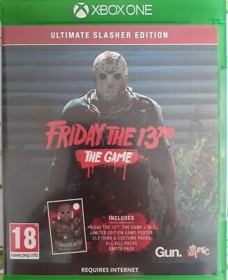 Friday The 13th Ultimate Slasher Edition XBOX - No Poster